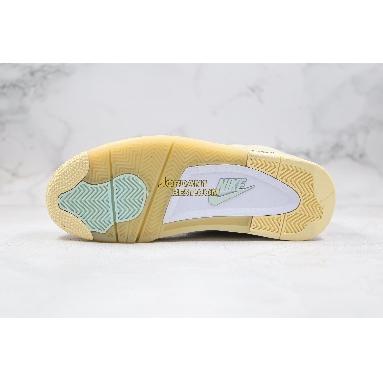 "top 3 fake Air Jordan 4 Retro NRG ""Raptors - Drake Signature"" CV9388-100 Mens sail/muslin-white-black Shoes"