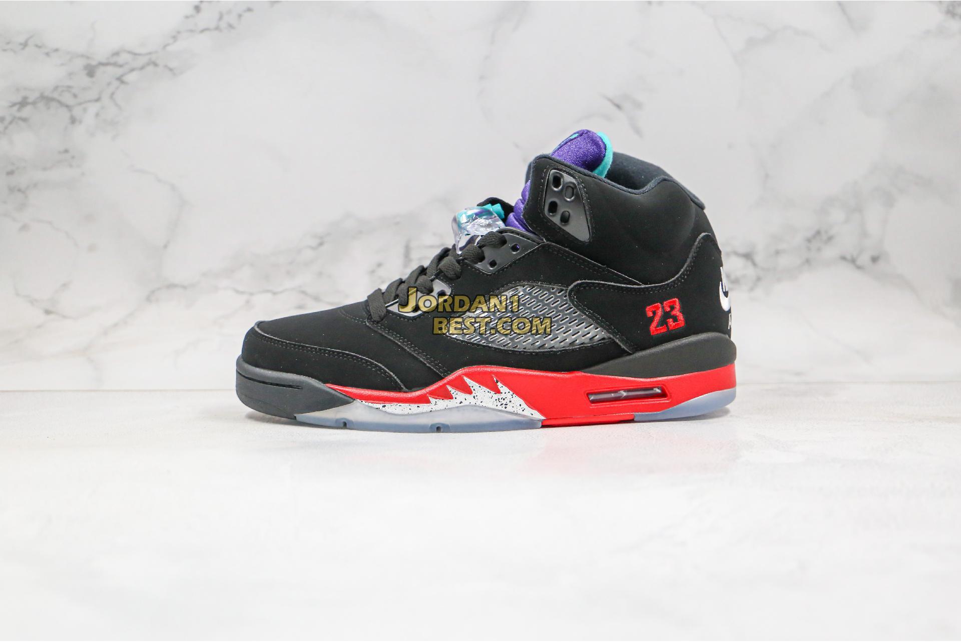 "Air Jordan 5 Retro ""Top 3"" CZ1786-001 Mens Womens"