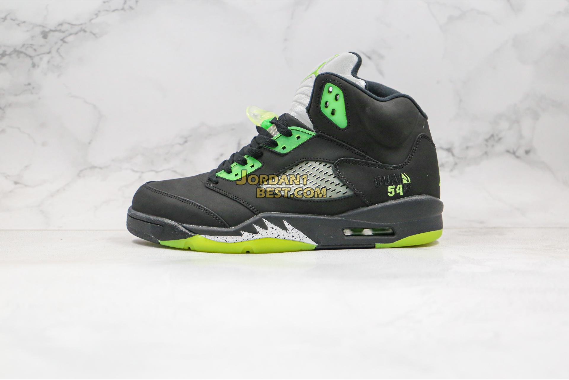 "Air Jordan 5 ""Quai 54"" 255054-511 Mens Womens"