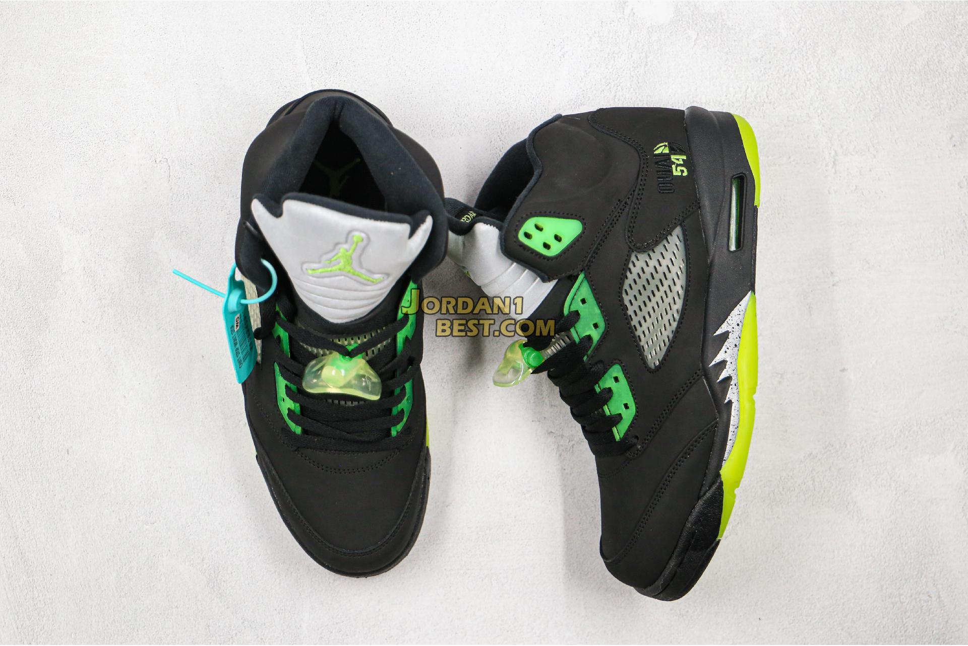 """Air Jordan 5 """"Quai 54"""" 255054-511 Mens Womens"""