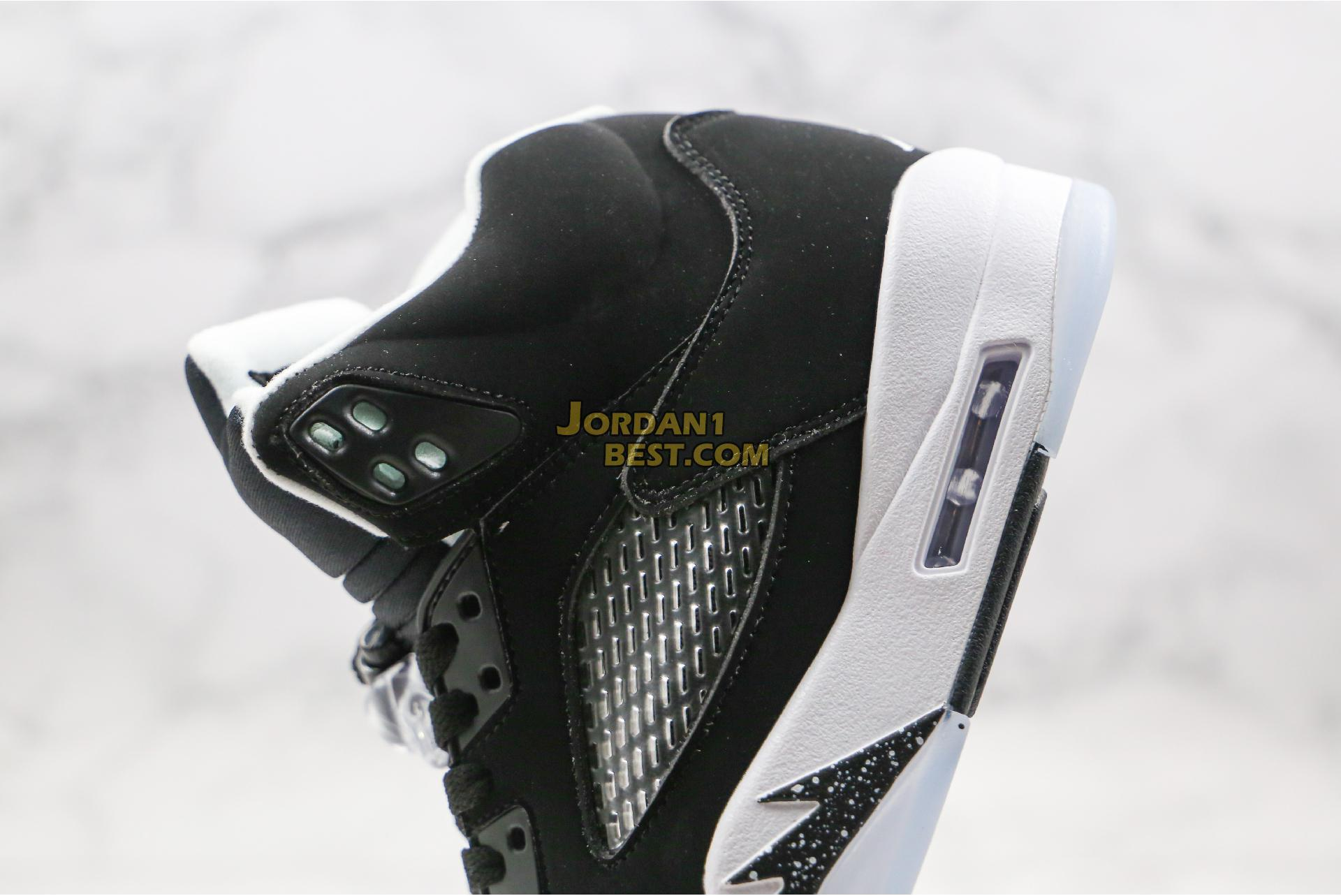 """Air Jordan 5 Retro """"Oreo"""" 136027-035 Mens Womens"""