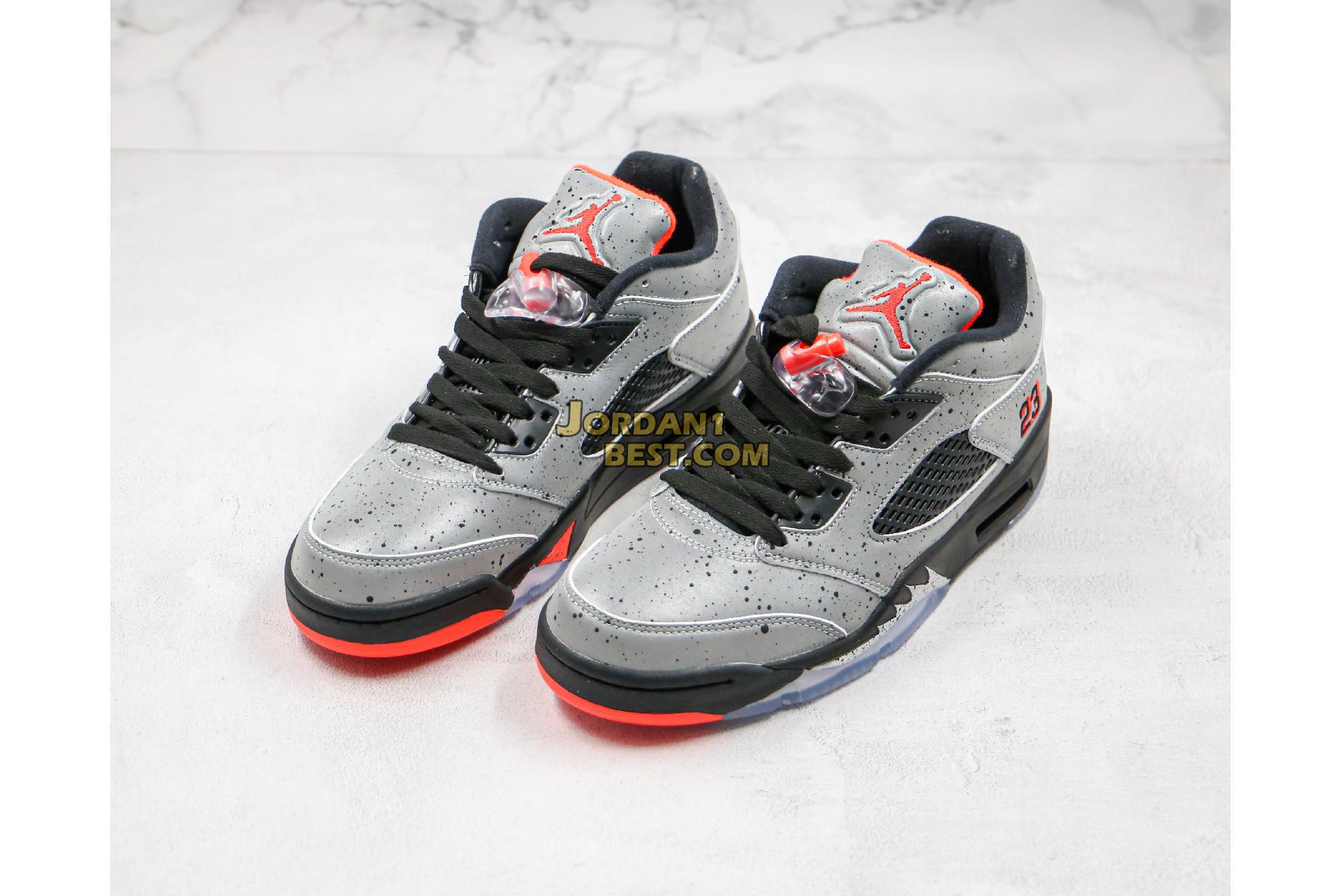 "Air Jordan 5 Retro Low BG ""Neymar"" 846316-025 Mens"