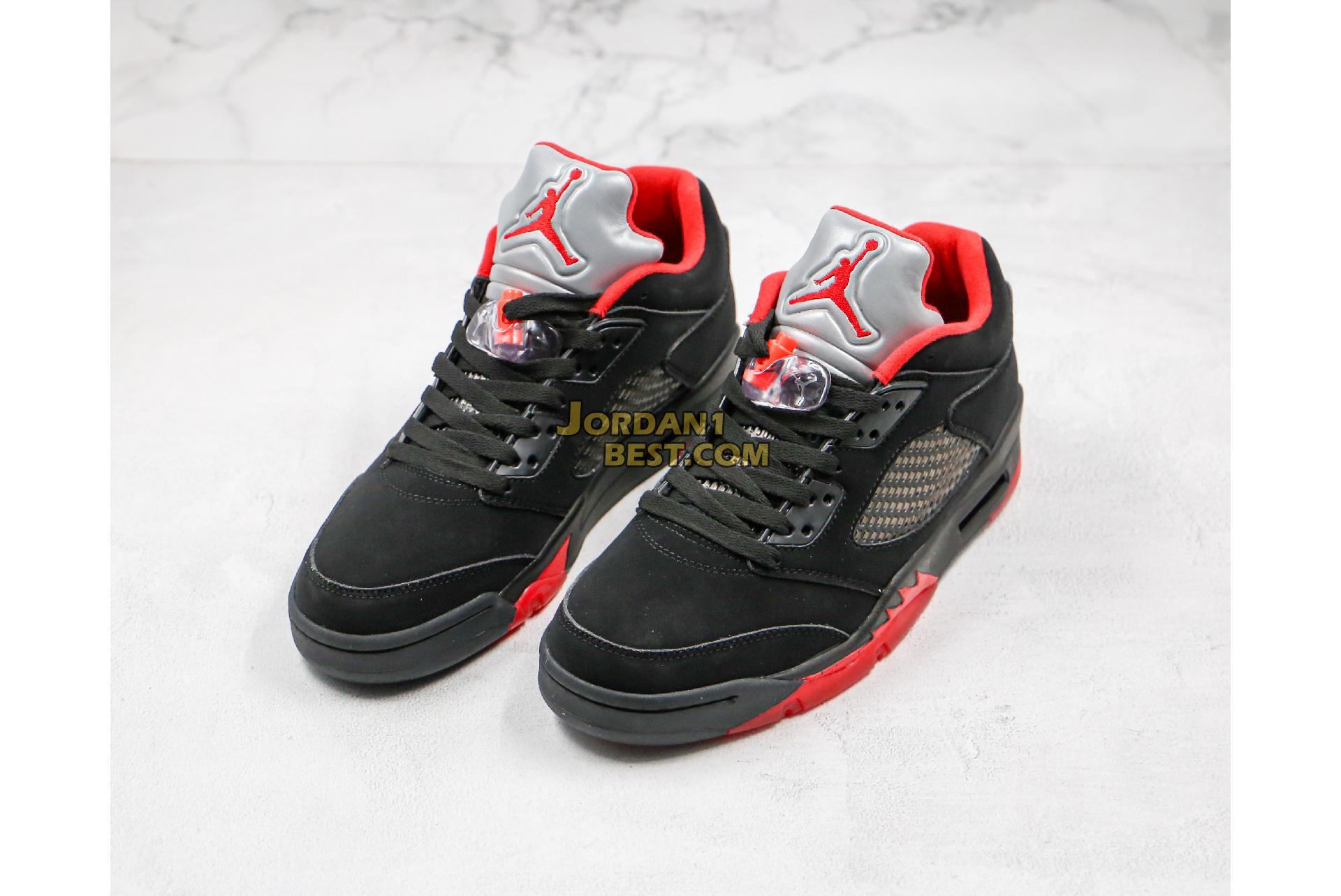 "Air Jordan 5 Retro Low ""Alternate 90"" 819171-001 Mens"