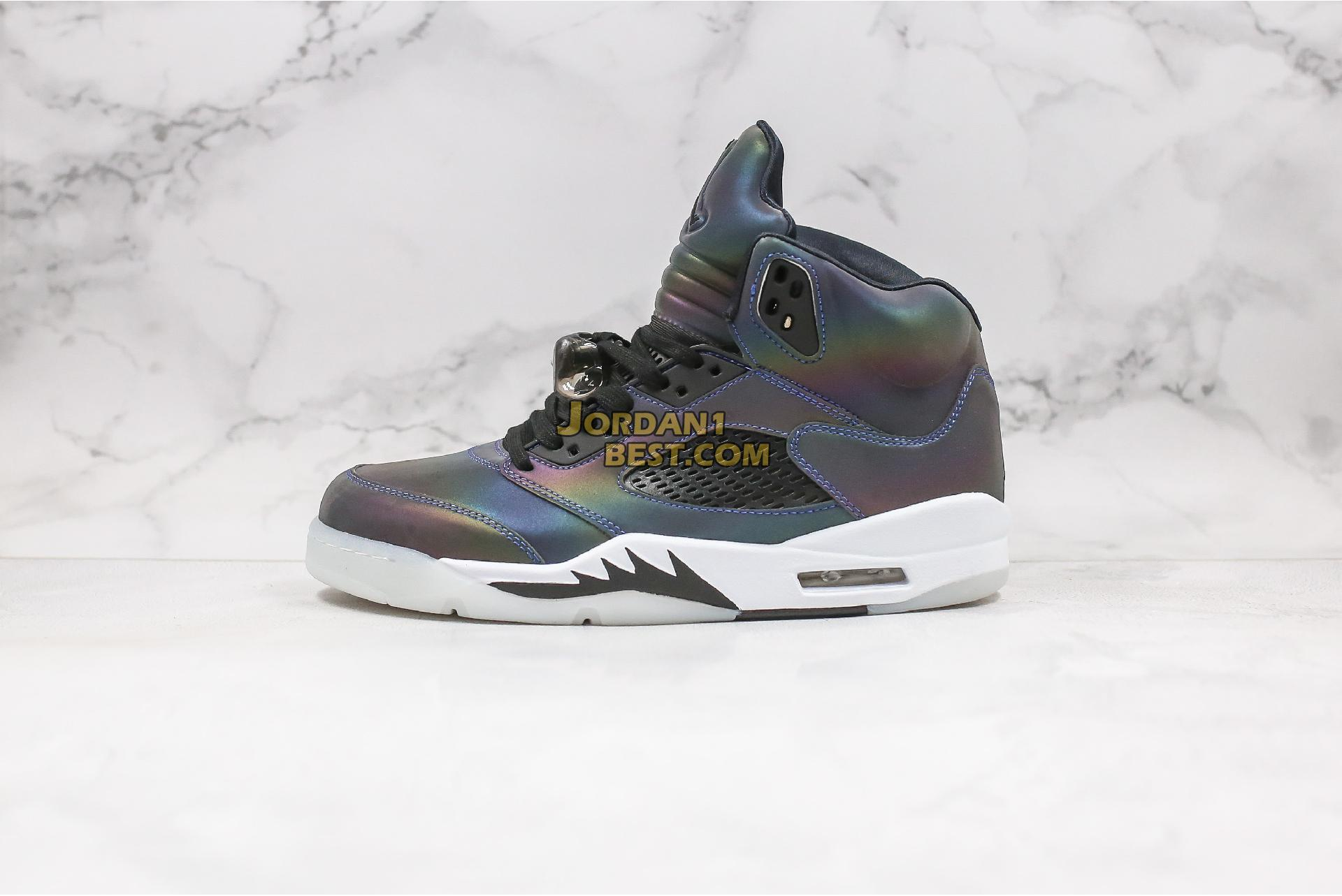 "Air Jordan 5 Retro ""Oil Grey"" CD2722-001 Mens Womens"