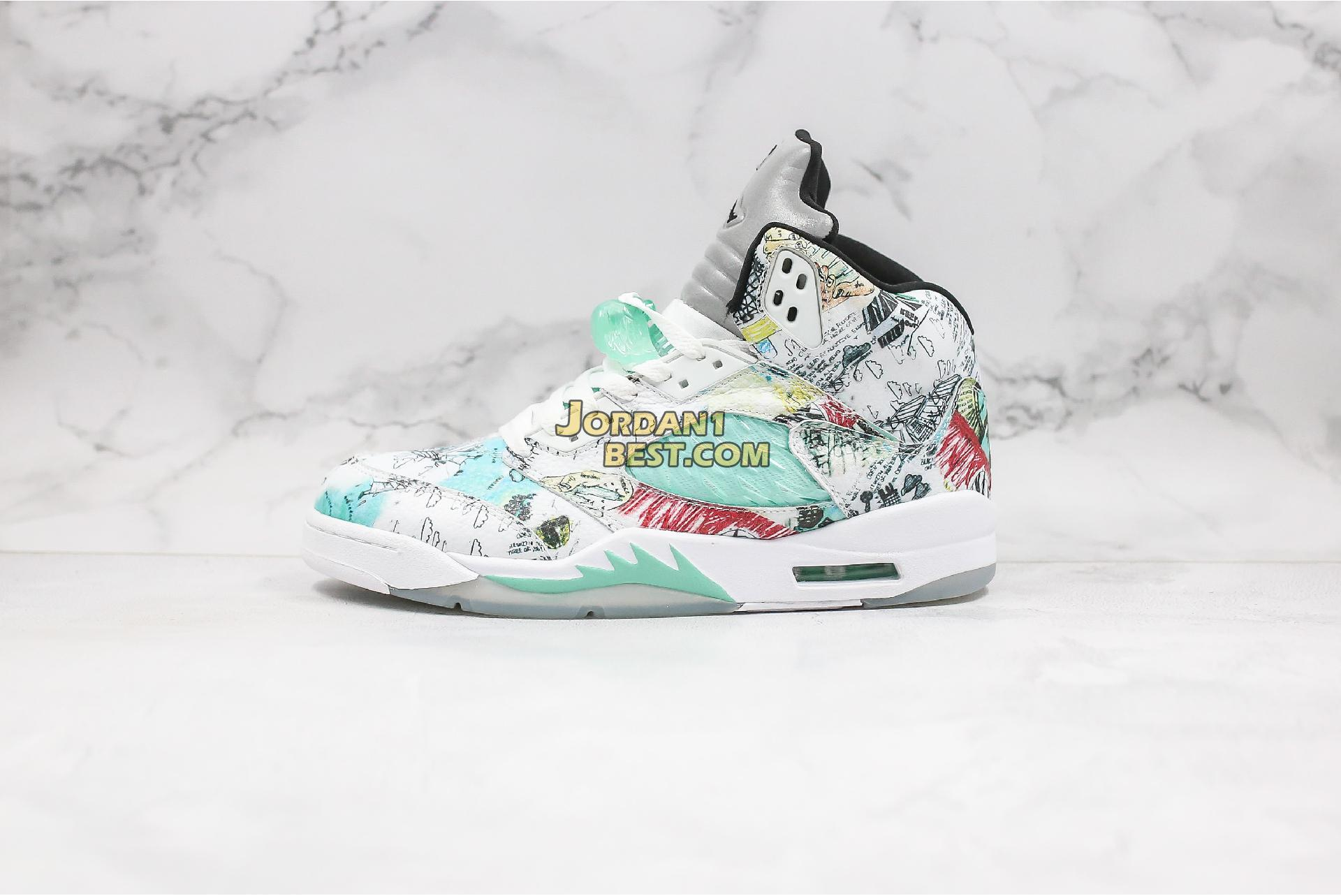 "Air Jordan 5 Retro ""Wings"" AV2405-900 Mens"