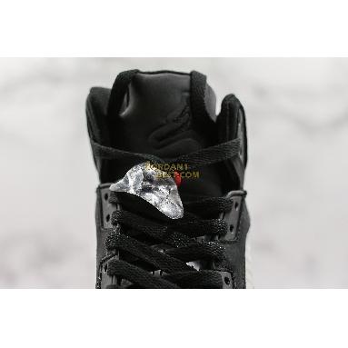 "best replicas Paris Saint-Germain x Air Jordan 5 Retro ""Paris Saint-Germain"" AV9175-001 Mens black/white-challenge red Shoes"