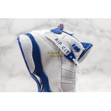 "fake Air Jordan 6 Rings ""Rip City"" 322992-051 Mens Womens white/blue/red Shoes"