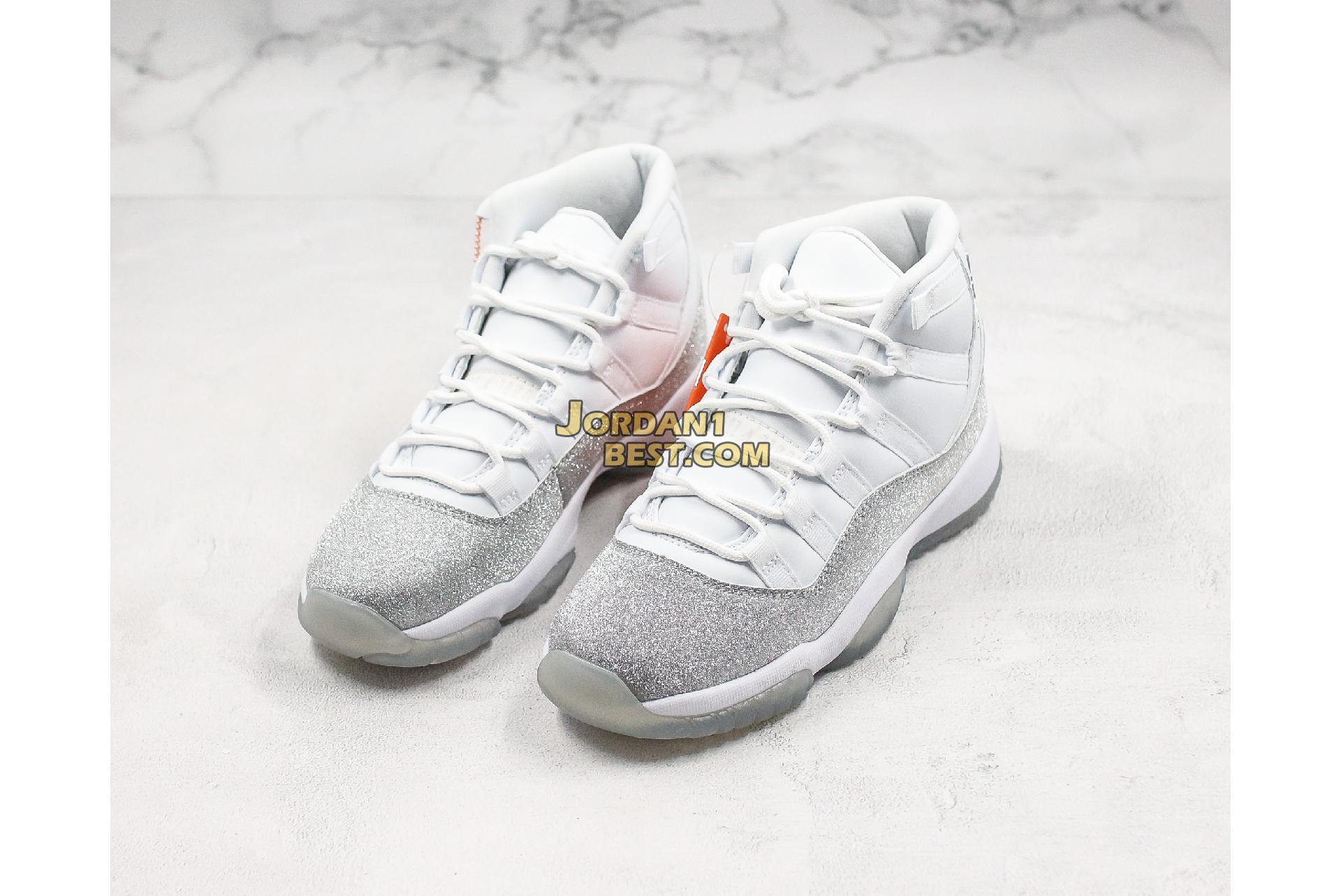 "Air Jordan 11 Retro ""Vast Grey"" AR0715-100 Mens Womens"