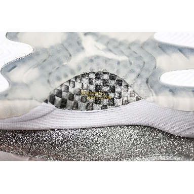 "AAA Quality Air Jordan 11 Retro ""Vast Grey"" AR0715-100 Mens Womens white/metallic silver-vast grey Shoes"