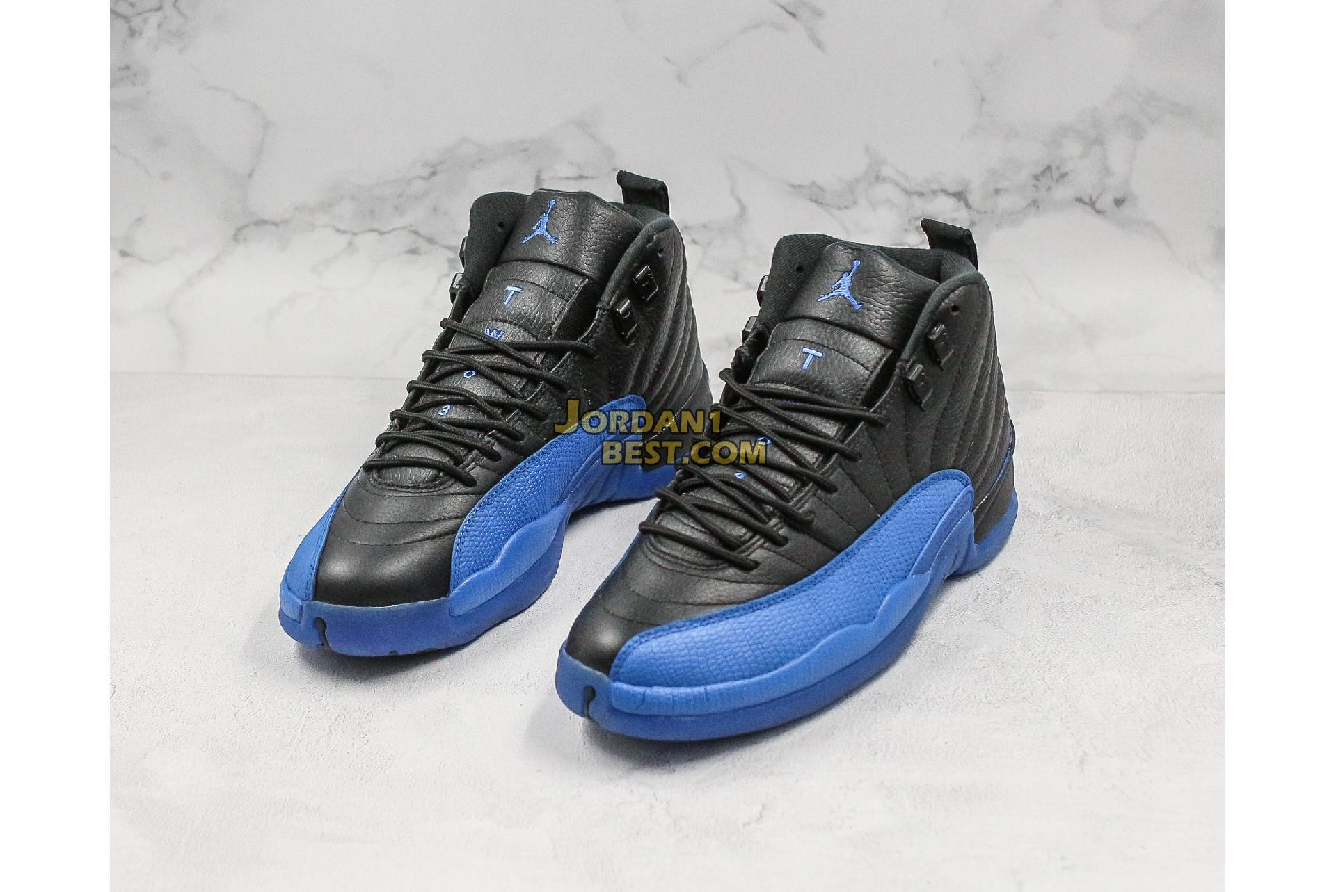 "Air Jordan 12 Retro ""Game Royal"" 130690-014 Mens"