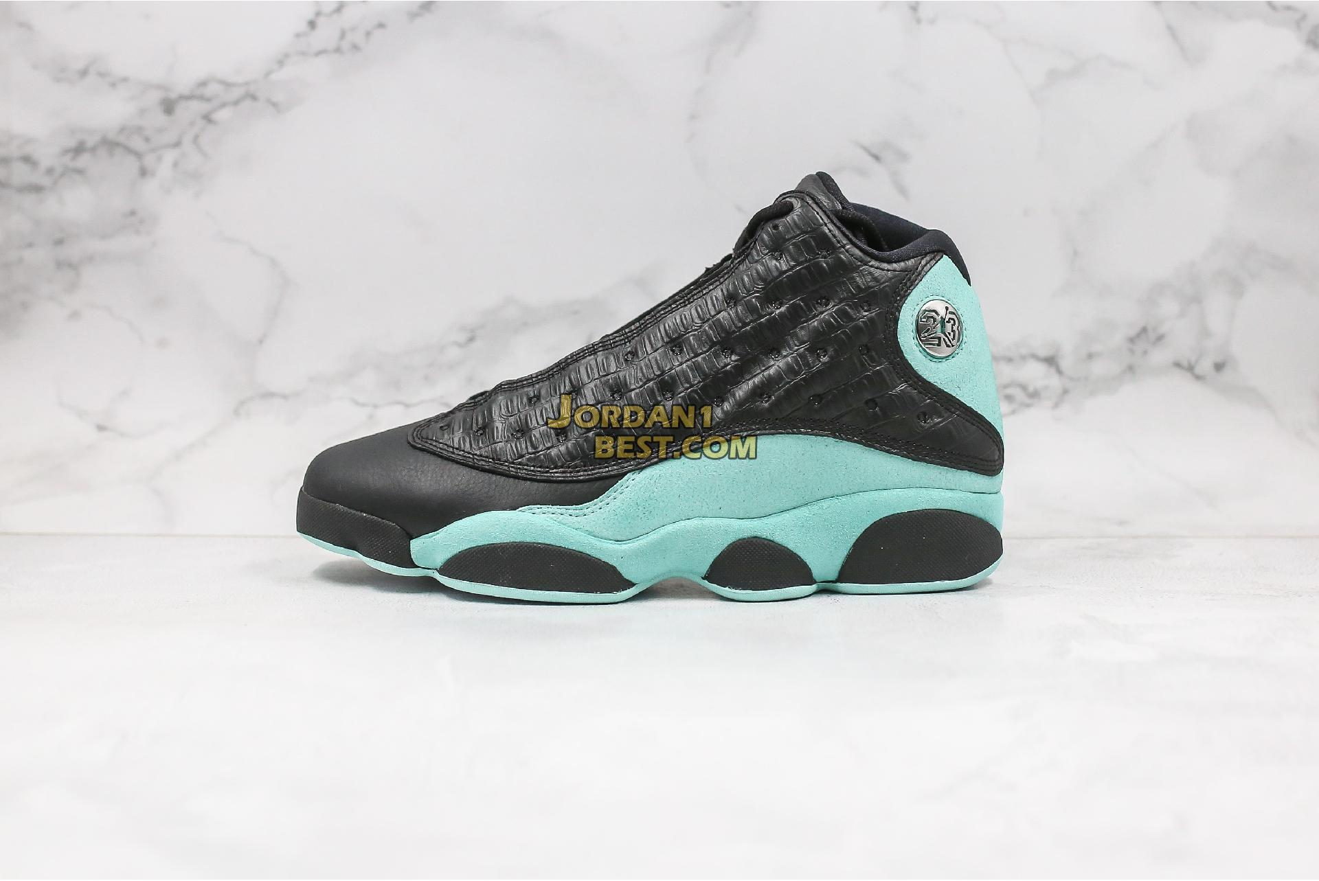 "Air Jordan 13 Retro ""Island Green"" 414571-030 Mens"