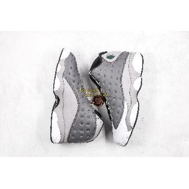 "fake Air Jordan 13 Retro ""Atmosphere Grey"" 414571-016 Mens atmosphere grey/white-university red-black Shoes"