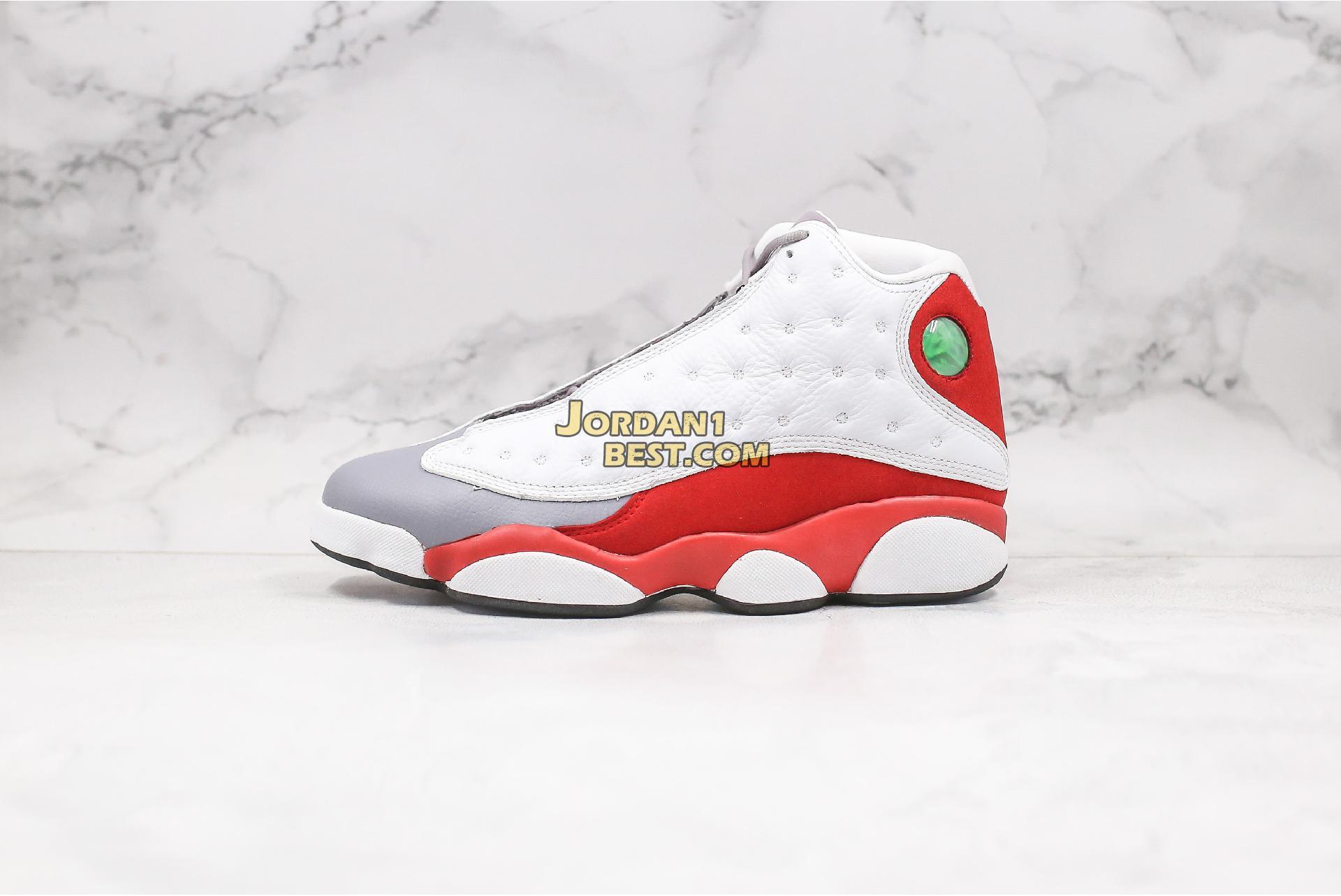 """Air Jordan 13 Retro """"Grey Toe"""" 414571-126 Mens"""