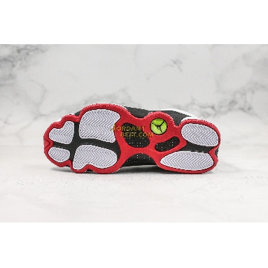 """new replicas Air Jordan 13 Retro """"He Got Game"""" 414571-104 Mens white/black-true red Shoes"""