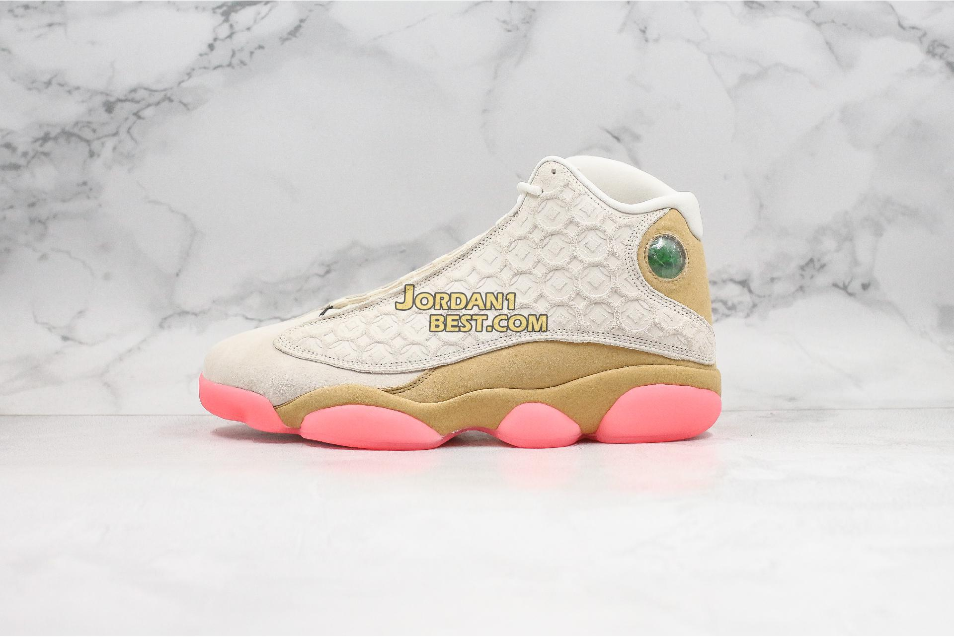 "Air Jordan 13 Retro ""Chinese New Year"" CW4409-100 Womens"