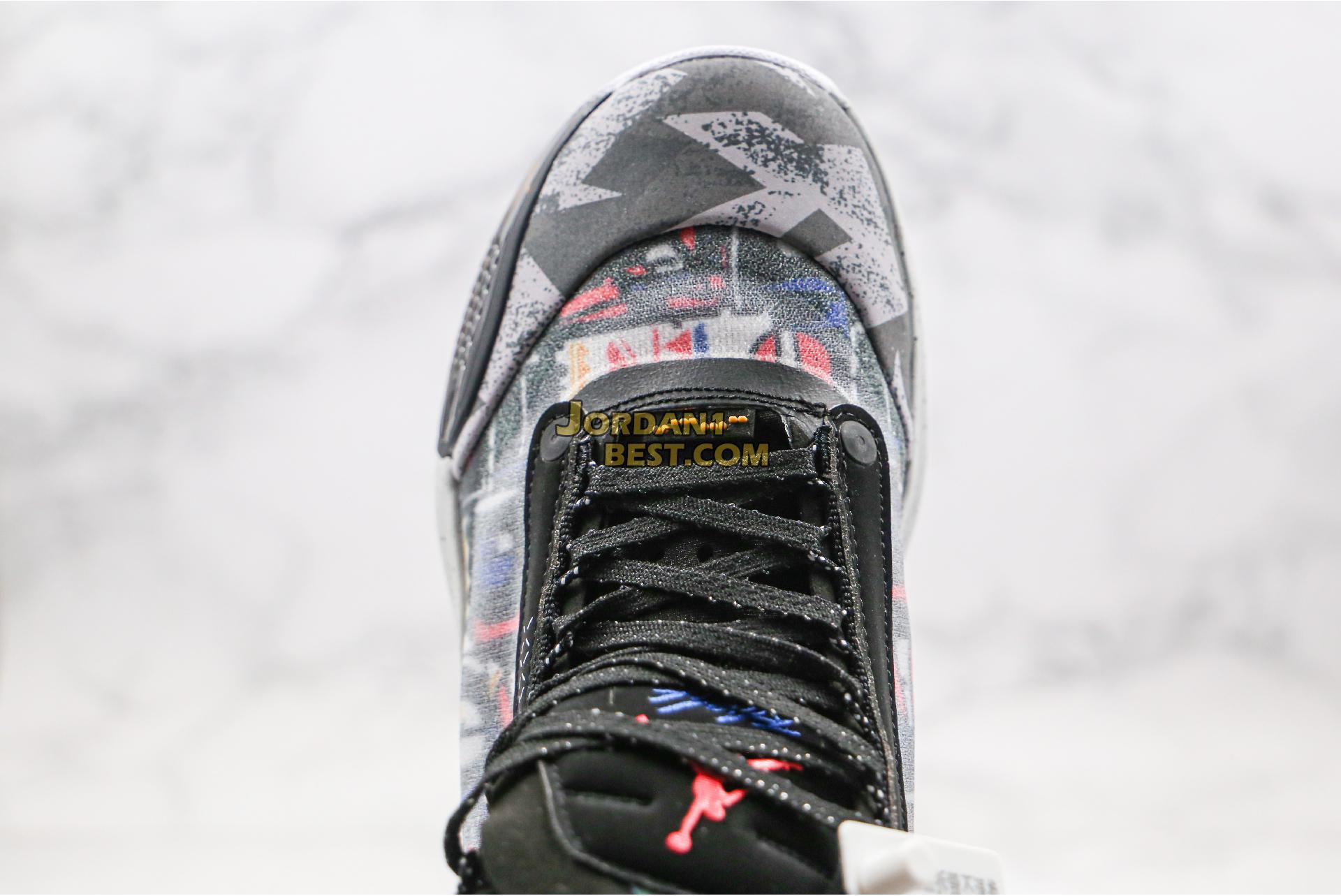 """Air Jordan 34 Low """"Heritage"""" CZ7745-008 Mens"""