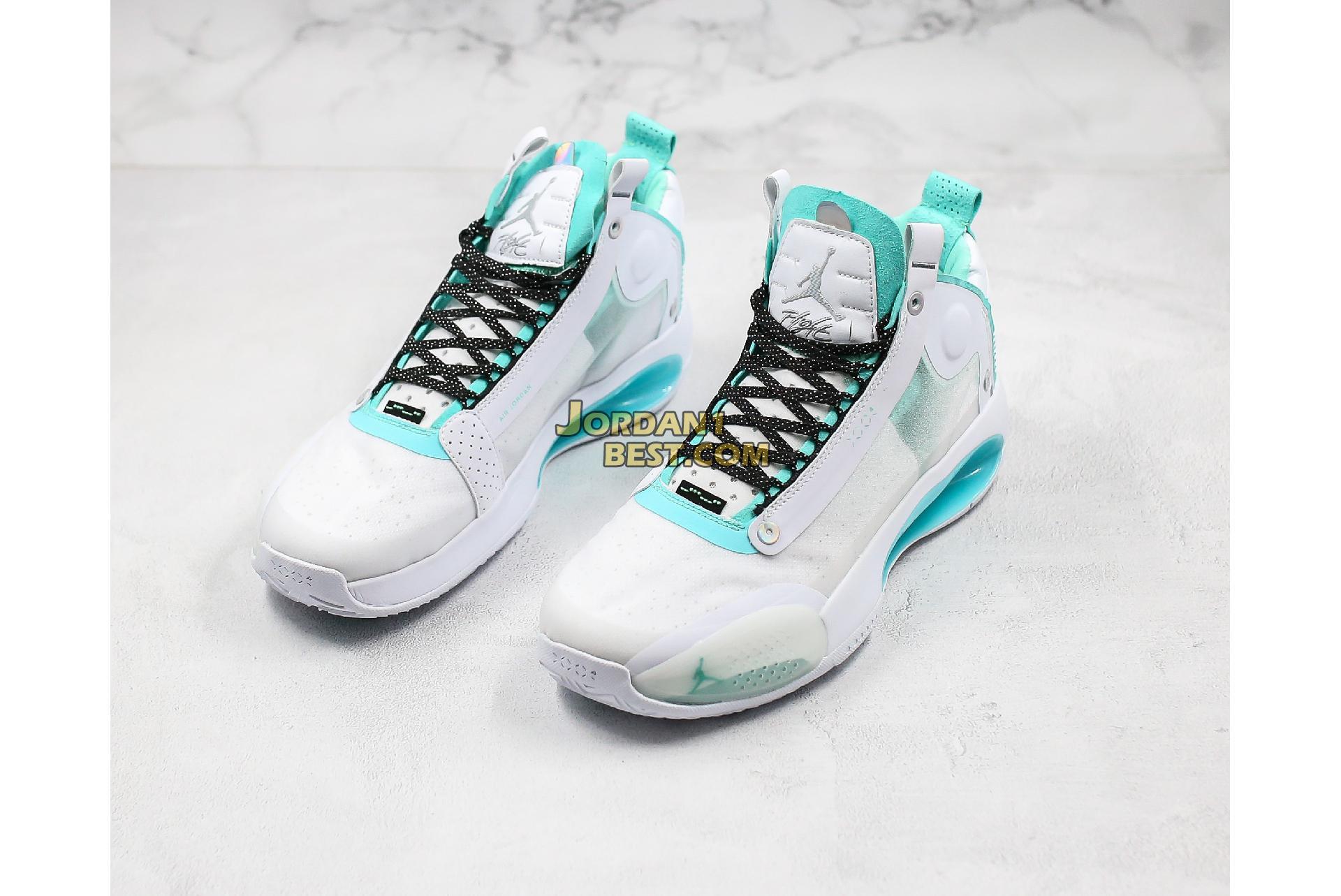 "Air Jordan 34 PF ""Guo Ailun"" PE BQ3381-103 Mens"