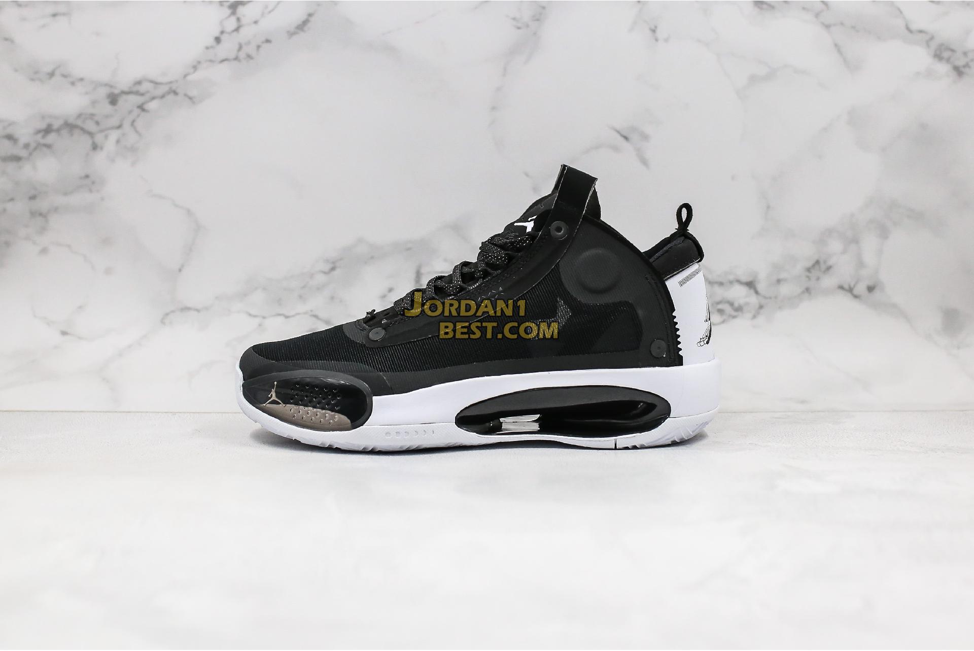 "Air Jordan 34 PF ""Eclipse"" BQ3381-001 Mens"