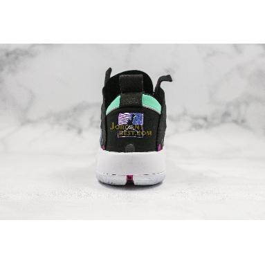 """new replicas Air Jordan 34 PF """"Blue Void"""" BQ3381-400 Mens blue void/metallic silver Shoes"""