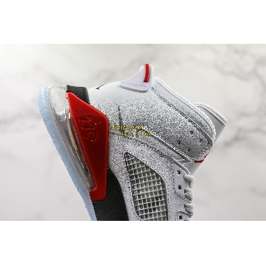 """AAA Quality Air Jordan Mars 270 """"Fire Red"""" CD7070-100 Mens white/fire red-black Shoes"""