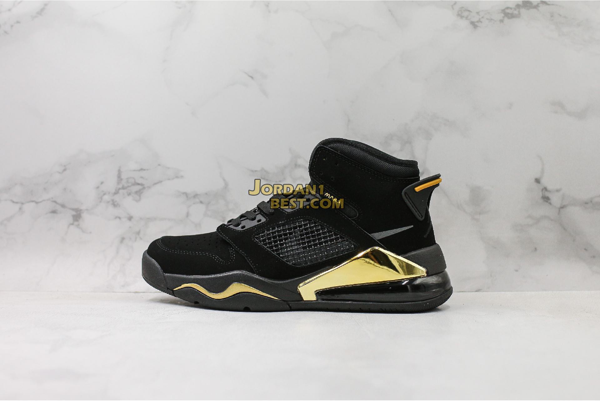 """Air Jordan Mars 270 """"Black Gold"""" CD7070-007 Mens"""