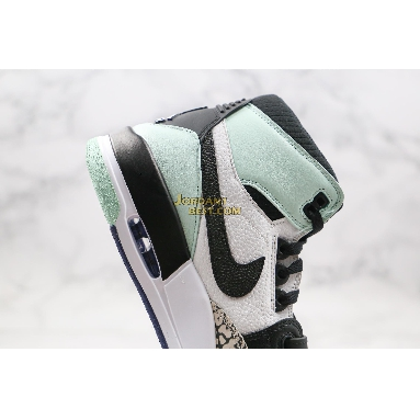 "top 3 fake Air Jordan Legacy 312 ""Igloo"" AV3922-013 Mens green/black/white Shoes"