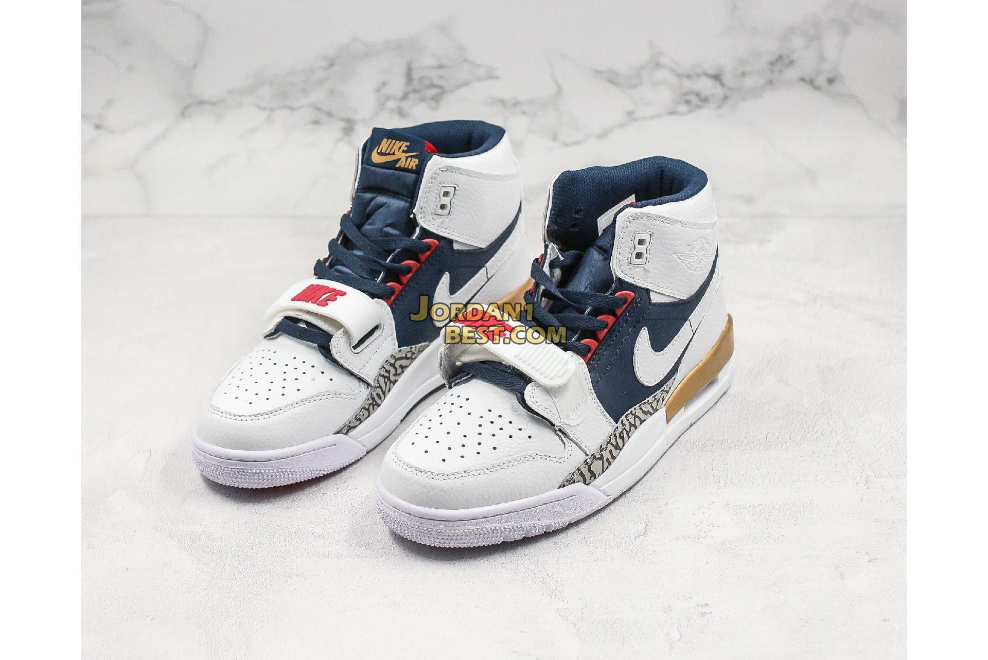 "Air Jordan Legacy 312 ""Dream Team"" AV3922-101 Mens"