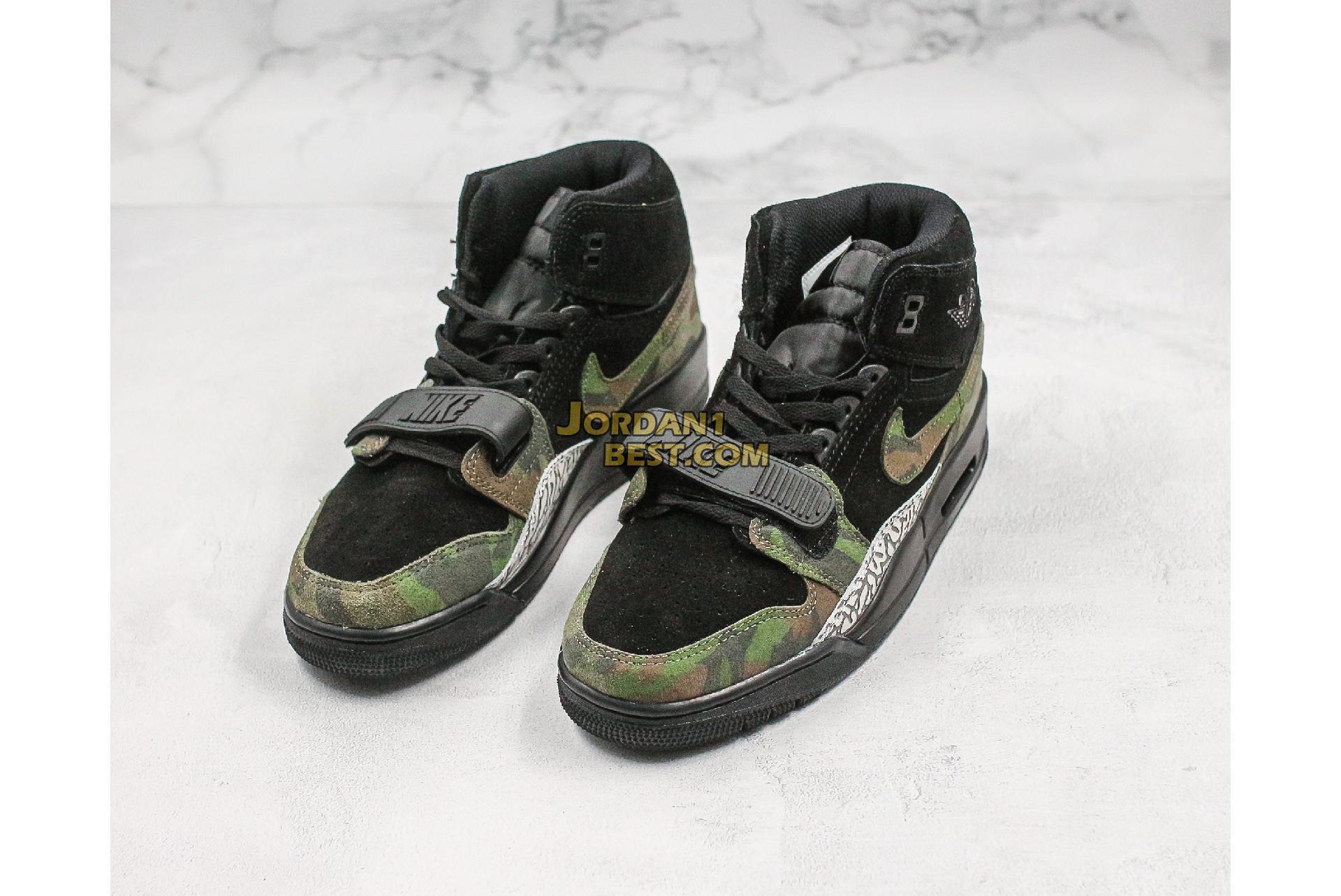 "Air Jordan Legacy 312 ""Camo Green"" AV3922-003 Mens"