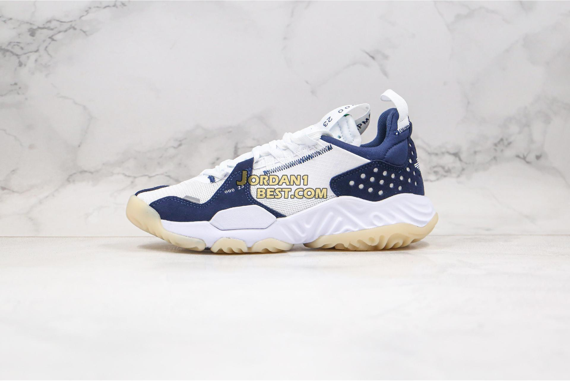 "new replicas Air Jordan Delta SP ""Navy"" CD6109-006 Mens Womens white/navy Shoes"