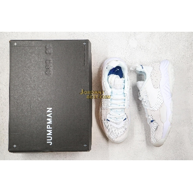 "new replicas Air Jordan Delta SP ""White"" CD6109-101 Mens Womens white/vast grey-deep royal blue-track red Shoes"
